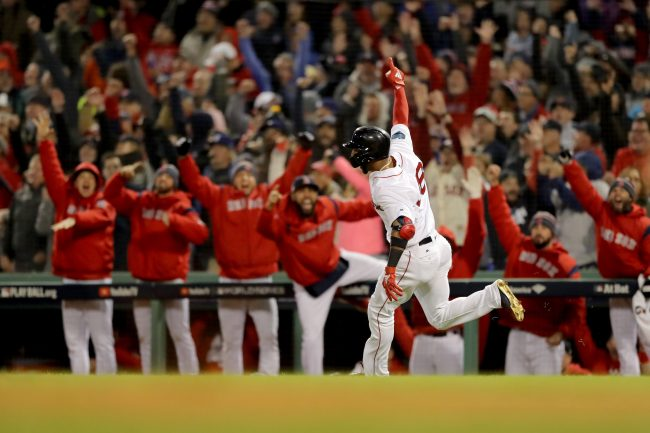 Clutch is one way to describe Cora's club, best baseball team ever from Boston might just be another name that fits these Red Sox