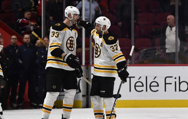The strength of the Bruins rebuilt will be fortified or exposed over the next month or more