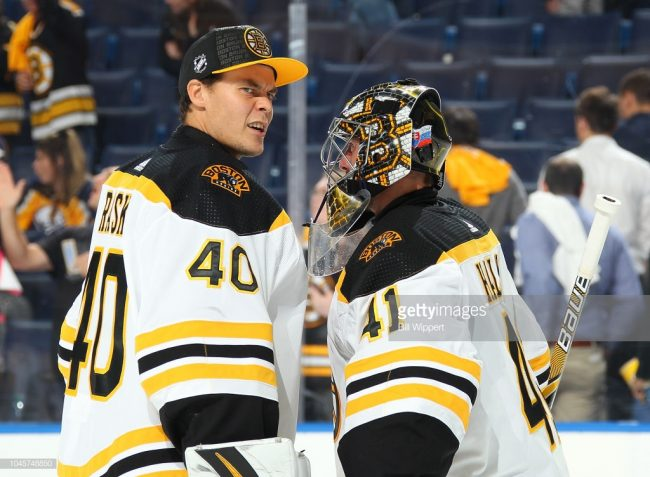 A once again tepid Tuukka has rightly caused Cassidy to name Halak the de facto number one in net