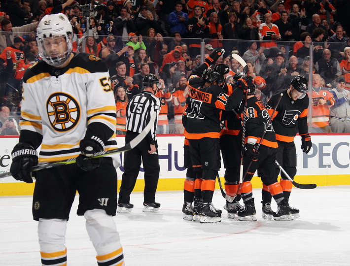 Heading towards the NHL's nonsensical mid-season break, the Bruins recent brain cramps should not be overlooked