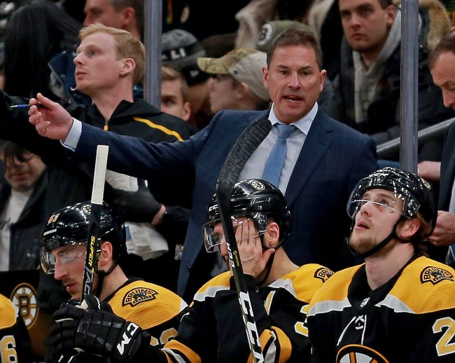 Mental bounce back by the Bruins is essential following the January break