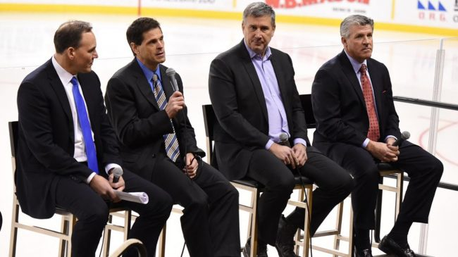 Stating the obvious – B's brass admits their top heavy team is in need of additional scoring