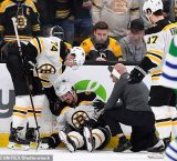 A feel good story for the second straight season, the Bruins had better hope it is not déjà vu all over again with Johansson