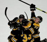 Ballsy Bruins are hellbent on proving they belong at the top of the list of Cup contenders