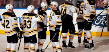 Barring injuries, Bruins fans should expect nothing less than a trip to the Stanley Cup Finals this spring