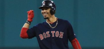 Mookie makes it clear, his love for Boston is bested by his love for money