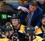 The responsibility for the Bruins being on the brink of elimination falls squarely on the head coach's shoulders