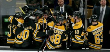 Boston Bruins Media Day – Cup Finals Part II