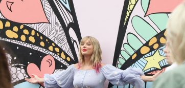 "Taylor Swift Drops First Single ""Me!"" Beginning a Poppy Pastel Era of Sparkles and Butterflies"
