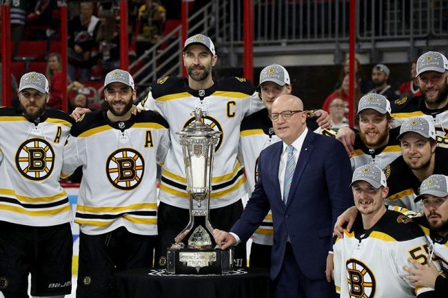 The Bruins are about to feel the wrath of the anti-Boston bias when the Cup Finals begin on Monday