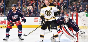 The Bruins need more than the return of Backes to solve the Blue Jackets Bobrovsky