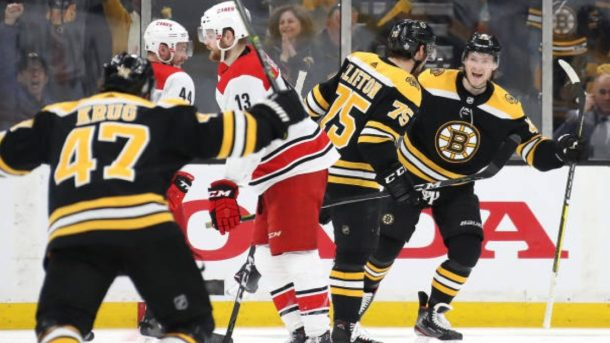 Despite the early criticism, the Bruins brass deserve kudos for being two wins away from the Finals while rebuilding on the fly