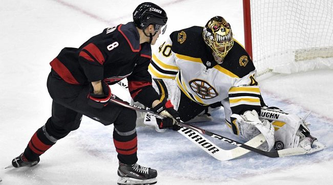 Even the harshest Rask critics have to admit, he is rewriting his legacy in Boston during this Bruins run for the Cup