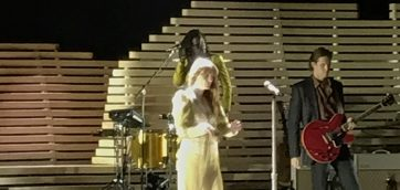 Florence + The Machine Makes a Fool of Death with Beauty at Xfinity Center with the High As Hope Tour