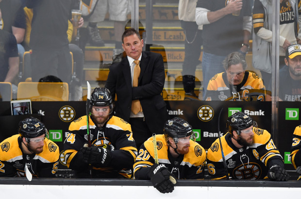 Stanley Cup Final series squander will stick with this Bruins squad forever