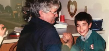 More than a big brother – a Father's Day story