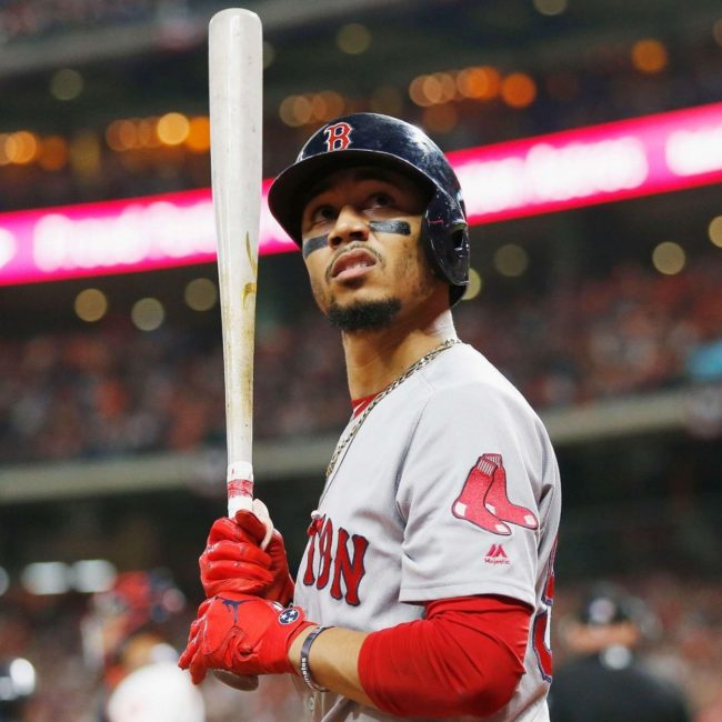 The decision for the Sox Dombrowski is a simple one, get the biggest bang for your buck by shopping Betts right now