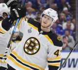 Lack of contract talks with Krug should be worrisome for Bruins fans with camp fast approaching
