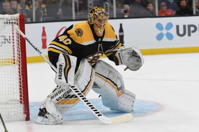 It's time to recognize Rask for what he is, the best Bruins netminder ever