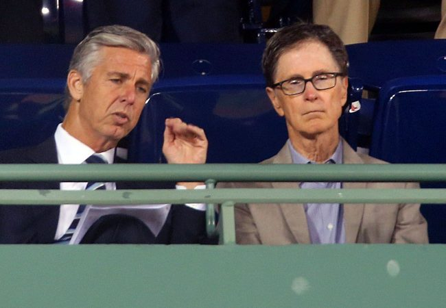 Less than a year after their most successful season the Red Sox road to nowhere continues its rapid decent