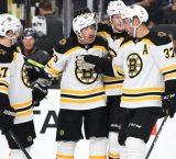 Bruins Brad Marchand post game -Devils