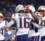 Patriots Young Receivers to be Tested Sunday with Injuries Mounting