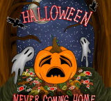 Never Coming Home Tackles Mental Health Struggles With Their New Single Halloween