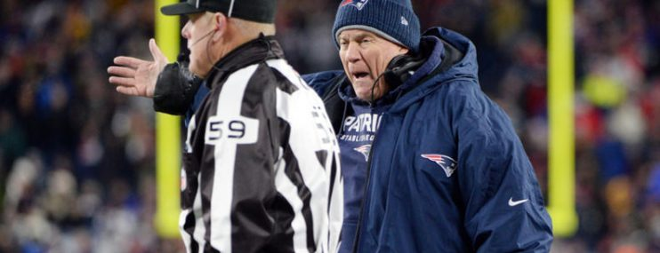 Pointing fingers at others has become the Patriots go to option when it comes to their pathetic offense