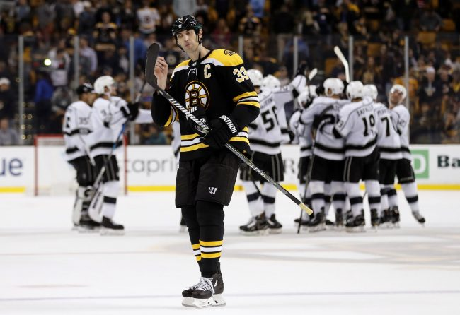 So far the holiday season has been anything but jolly for the Bruins