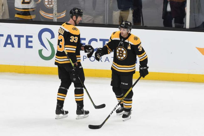 Regular season number are great, but things are about to get real for the Bruins after the break