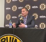 Cassidy happy with his teams response in win vs Penguins