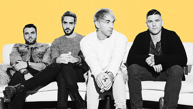 "All Time Low Begins New Era of Positivity with ""Some Kind of Disaster"""