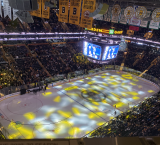 Bruins Win 6th Straight, Chara Honored for 1,000th Game