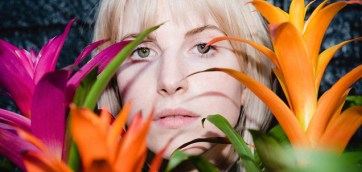 Hayley Williams Dons Petals For Armor in New Solo Project