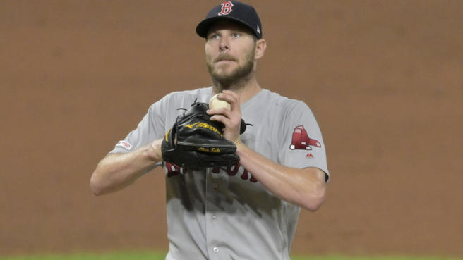Sale's Tommy John surgery is just another sign that the Red Sox aren't just circling the drain – they are sunk