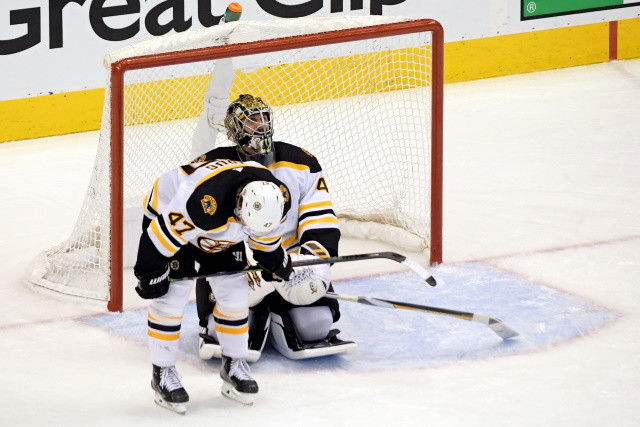 Entering the draft and free agency, the Bruins future is anything but certain