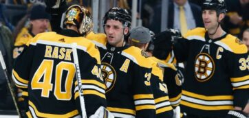 Both the NHL 2021 season and the Bruins future are a mystery