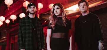 Alt-Rock Band Against The Current Drops New Fever EP