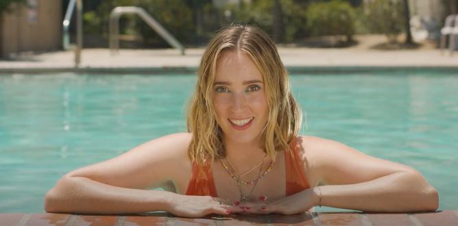 """Hannah Leigh Creates an Atmospheric Summer Love with """"Drive"""""""