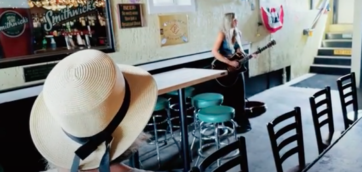 """Lauren King Hightails it to the Water in Sea-Worthy Music Video """"Isn't It Nice"""""""